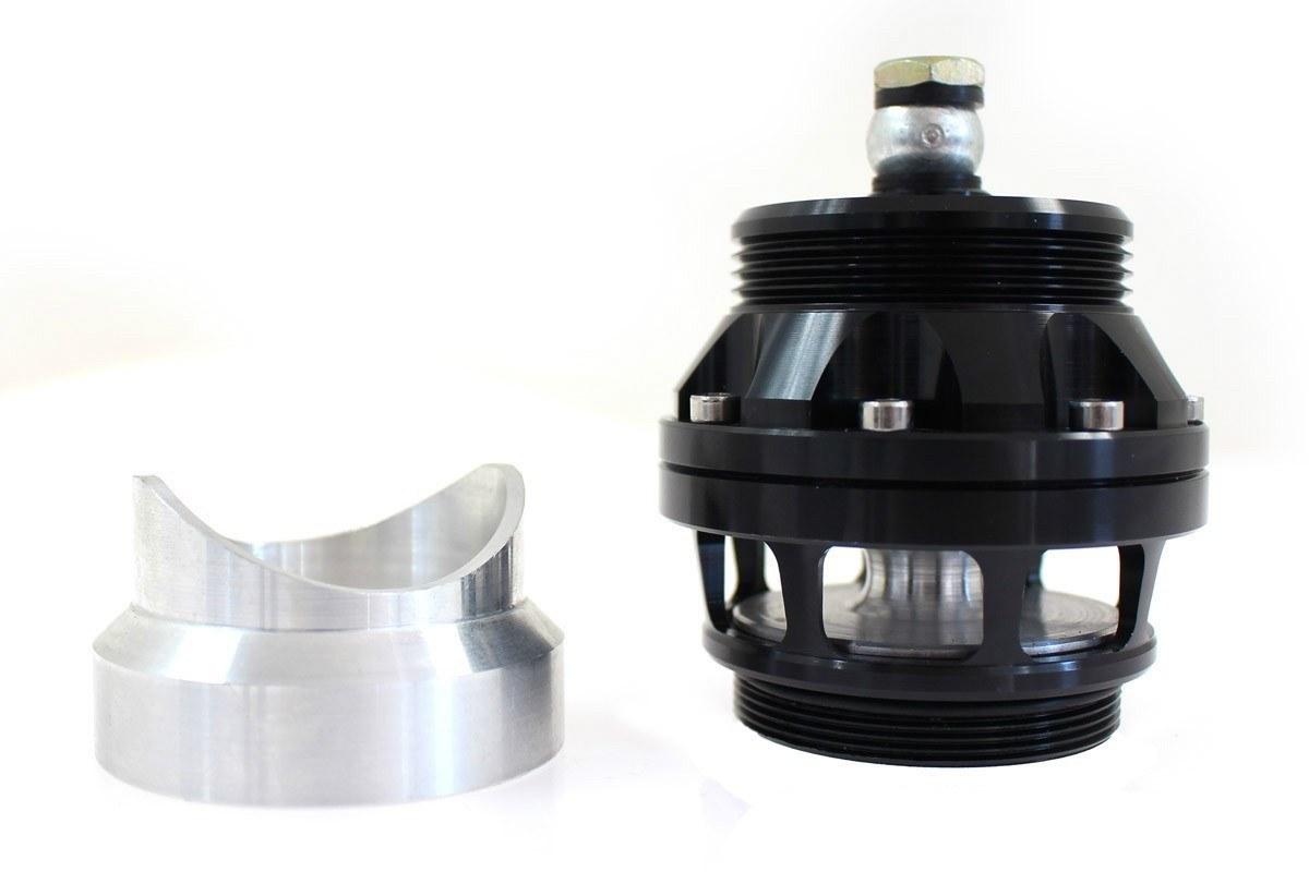 BLOW OFF Epman 50mm do wspawania Black - GRUBYGARAGE - Sklep Tuningowy